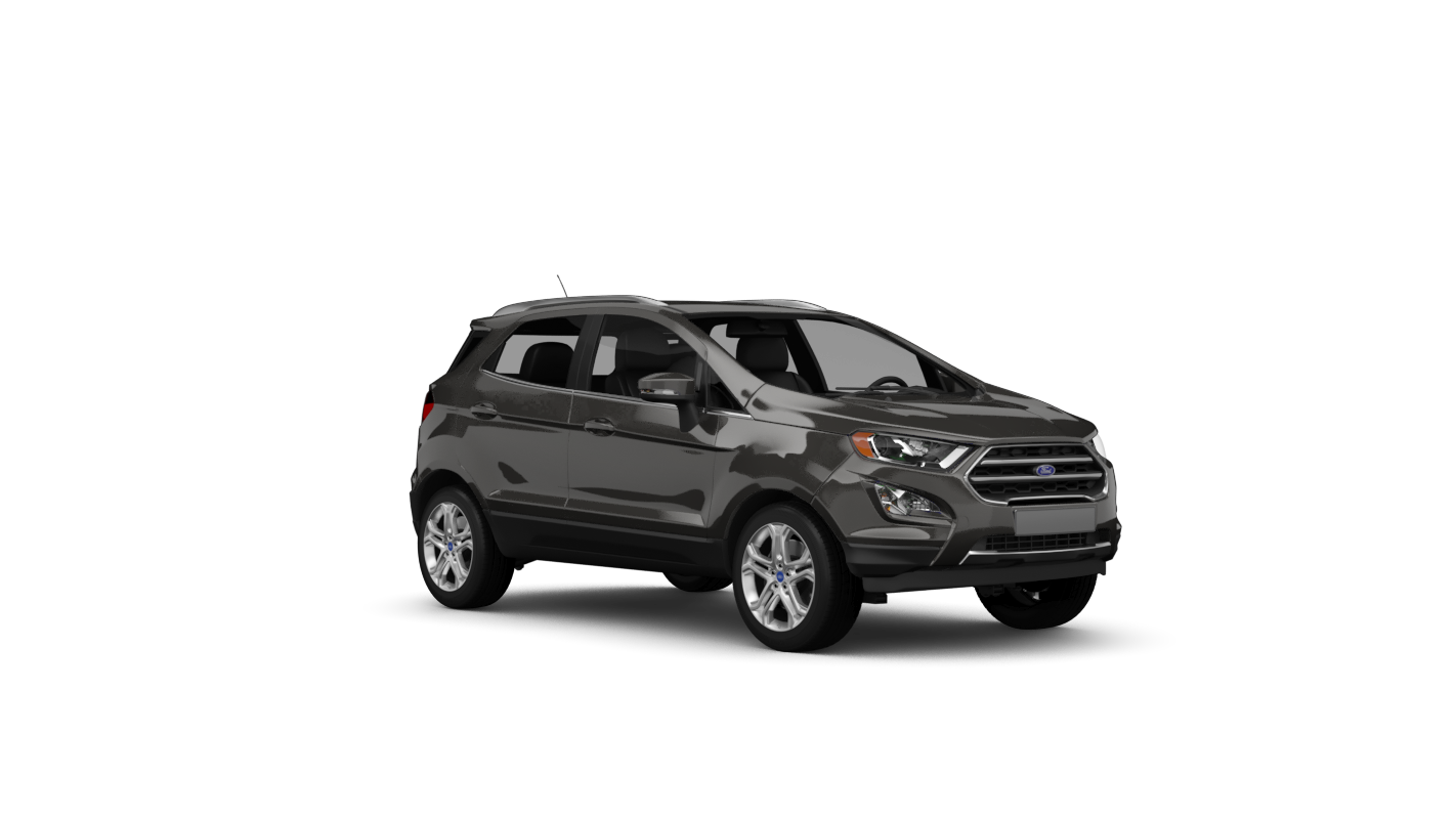 EcoSport 1,0EcoBoost COOL + CONNECT
